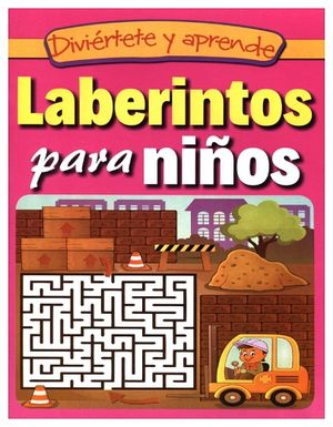 DIVIERTETE Y APRENDE -LABERINTO PARA NIÑOS-