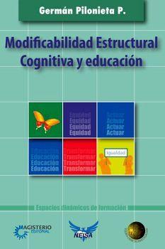 MODIFICABILIDAD ESTRUCTURAL COGNITIVA Y EDUCACION