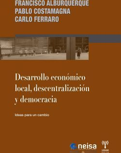 DESARROLLO ECONOMICO LOCAL, DESCENTRALIZACION Y DEMOCRACIA