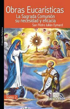 OBRAS EUCARISTICAS -TOMO 2-              (RELIGIOSA)