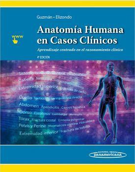 ANATOMIA HUMANA EN CASOS CLINICOS 4ED.