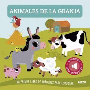 MI LIBRO DE LA GRANJA -29 LAMINAS PARA COLOREAR-