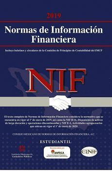 NORMAS DE INFORMACION FINANCIERA 2019 VERSION ESTUDIANTIL