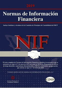 NORMAS DE INFORMACION FINANCIERA 2019 VERSION PROFESIONAL