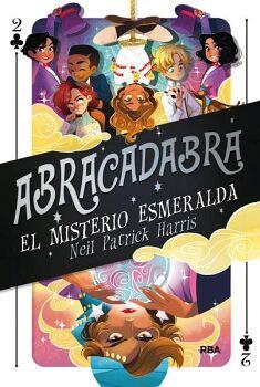 ABRACADABRA -EL MISTERIO DE ESMERALDA-    (2)