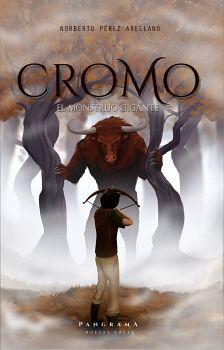 CROMO -EL MONSTRUO GIGANTE-                (PANGRAMA NVAS. VOCES)