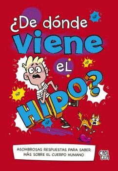 DE DONDE VIENE EL HIPO? -ASOMBROSAS RESPUESTAS PARA SABER-