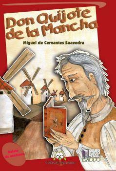 DON QUIJOTE DE LA MANCHA                  (CLASICOS PARA NIÑOS)