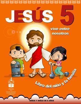 JESUS VIVE ENTRE NOSOTROS 5 N.E.(ALUMNO)-8AÑOS-          0236