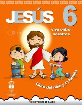 JESUS VIVE ENTRE NOSOTROS 6 N.E.(ALUMNO)-9AÑOS-          0237