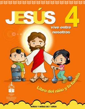 JESUS VIVE ENTRE NOSOTROS 4 N.E.(ALUMNO)-7AÑOS-          0235