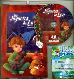 JUGUETES DE LEO, LOS          (LIBRO C/CD)