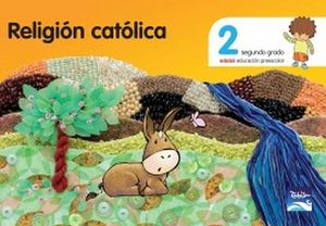 RELIGION CATOLICA 2 PREESC. -TOBIH- (C/ANEXO)