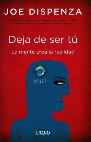 DEJA DE SER TU (ED.MEX)