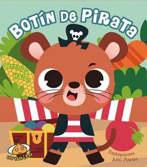 BOTIN DE PIRATA (MANITAS)