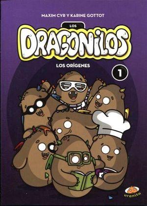 DRAGONILOS, LOS -LOS ORIGENES- (1)