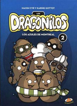 DRAGONILOS, LOS -LOS AZULES DE MONTREAL- (2)