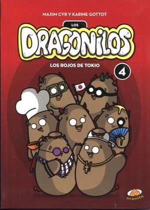DRAGONILOS, LOS -LOS ROJOS DE TOKIO- (4)