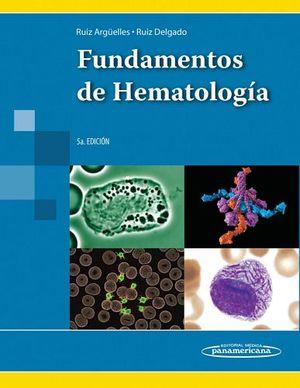 FUNDAMENTOS DE HEMATOLOGIA 5ED