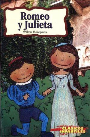 ROMEO Y JULIETA (CLASICOS INFANTILES)