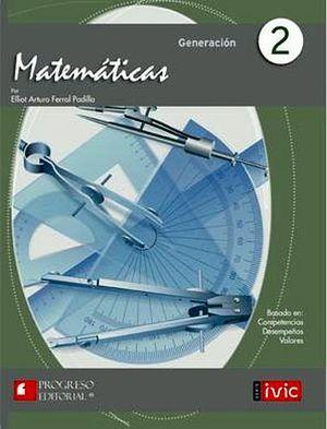 MATEMATICAS 2 BACH. 2ED. (GENERACION/ELDEVIVES)