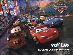 POP UP -CARS/LA GRAN CARRERA MUNDIAL-