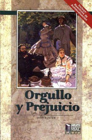 ORGULLO Y PREJUICIO. AUSTEN, JANE.. 9786079443238