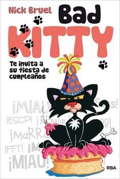BAD KITTY -TE INVITA A SU FIESTA DE CUMPLEAÑOS-
