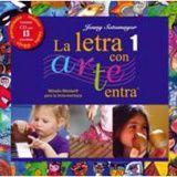 LETRA CON ARTE ENTRA 1, LA C/CD