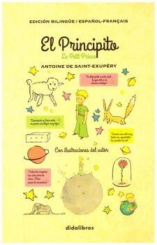 PRINCIPITO, EL (ED.BILINGUE-ESPAÑOL/FRANCAIS-RUSTICO)