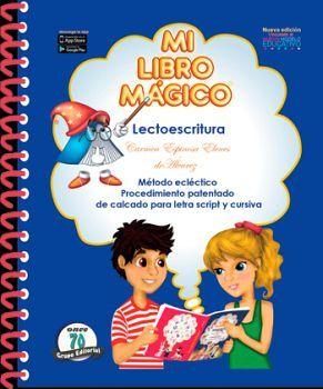 MI LIBRO MAGICO -LECTOESCRITURA/NVO.MODELO EDUCATIVO- (C/ESPIRAL)