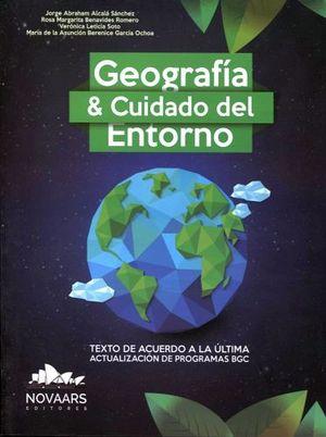 GEOGRAFIA Y CUIDADO DEL ENTORNO (BGC ULTIMA ACTUALIZACION)
