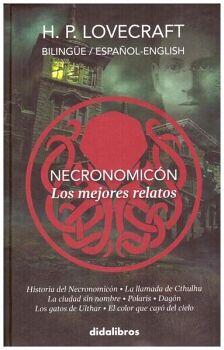 NECRONOMICON -LOS MEJORES RELATOS- (ED. BILI./ESPAÑOL-ENGLISH/EMP