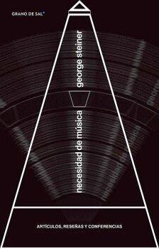 NECESIDAD DE MUSICA -ARTICULOS, RESEÑAS Y CONFERENCIAS-