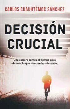 DECISION CRUCIAL                          (NUEVA PORTADA)