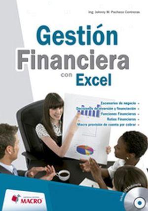 GESTION FINANCIERA CON EXCEL