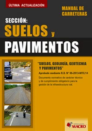 MANUAL DE CARRETERAS SECCION SUELOS Y PAVIMENTOS