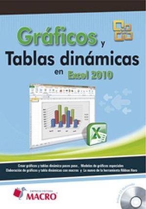 GRAFICOS Y TABLAS DINAMICAS EN EXCEL 2010 C/CD