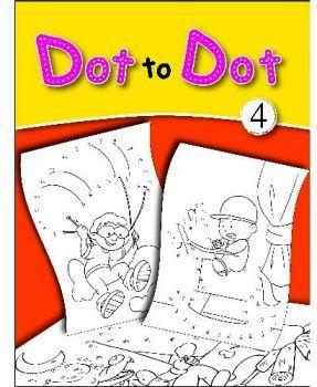 DOT TO DOT 4    (MY BIG ACTIVITY BOOK)