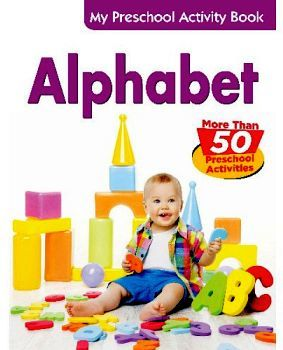 ALPHABET        (MY PRESCHOOL ACTIVITY BOOK)
