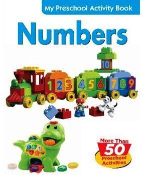 NUMBERS            (MY PRESCHOOL ACTIVITY BOOK)