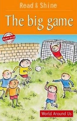 THE BIG GAME LV4      (READ & SHINE)