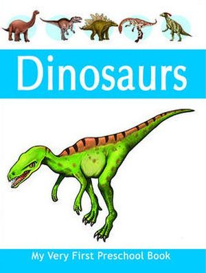 DINOSAURS PRESCHOOL BOOK
