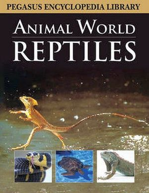 REPTILES ANIMAL WORLD