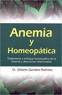 ANEMIA Y HOMEOPATICA                       (COL. BJAIN)