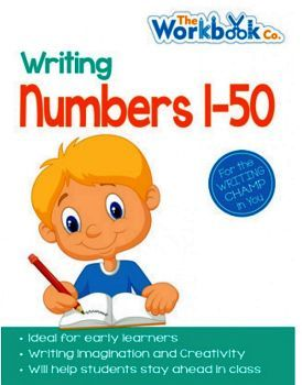 ENGLISH NUMBERS 1-50