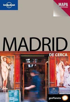 LONELY PLANET MADRID DE CERCA