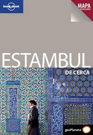 LONELY PLANET ESTAMBUL DE CERCA (SPANISH)