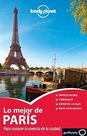 LONELY PLANET LO MEJOR DE PARIS 2 ESP