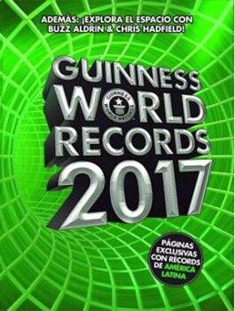 GUINNESS WORLD RECORDS 2017 (EMPASTADO)